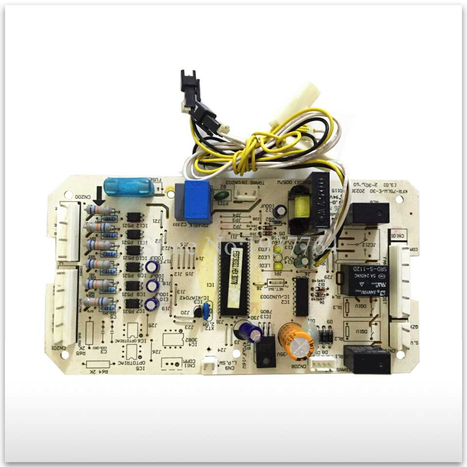 new for Computer board air-conditioning parts outdoor motherboard KFR-120W/S-590 KFR-75LW/E-30 big togo main circuit board motherboard pcb repair parts for nikon d610 slr