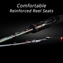 Spinning Ceramic and Carbon Fishing Rod
