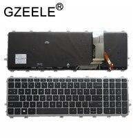 GZEELE New English Backlit Keyboard for HP ENVY 17t j000 15 j000ea 15 j003la 6037B0082701 720244 161 17 j184na 17 j184nr