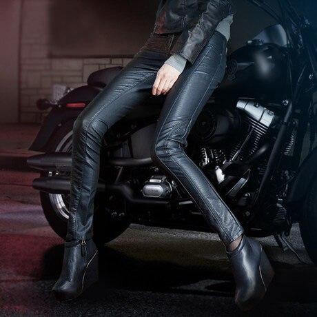 women pantalon mujer fashion autumn winter high quality women sexy slim pu leather pants boots trousers pencil pants