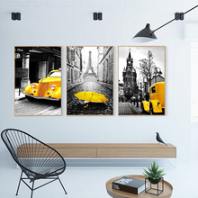 Купить с кэшбэком Home Decoration Nordic Style Prints Pictures For Living Room Canvas Picture Oil Painting Poster Paintings Wall Art No Frame