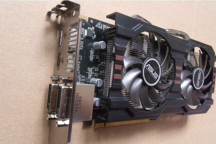 US $122 0 |Used, ASUS R9 270X 2GB 256bit DDR5 Gaming Desktop PC Graphics  Card ,100% tested good-in Graphics Cards from Computer & Office on