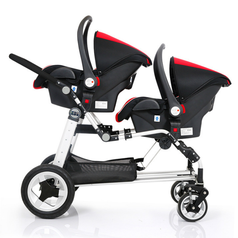 Orbit Baby Helix Plus Double Stroller Upgrade Kit Black besides Zoom Beigedark Brown Twintandem Pram besides Car Seat Stroller  bo Guide likewise 206954545349632270 also Mountain Buggy Evolution Jungle. on best double strollers for twins