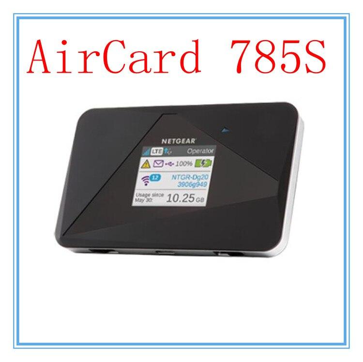 Netgear AirCard 785S LTE Mobile Hotspot 4G FDD Pocket WiFi Router 3G AC785S