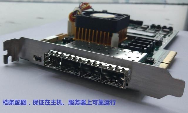 Kintex-7, XC7K325T carte de développement PCIe X8, 4 SFP +, 4 Sata, filtrage des données