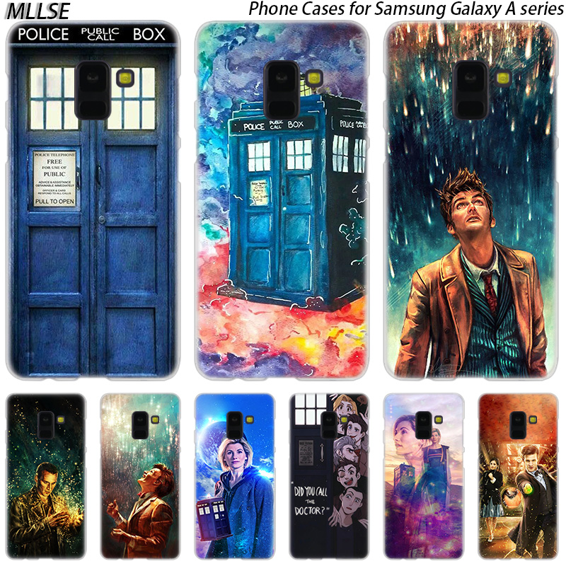 Careful Mllse 9th And Rose Doctor Who Hard Case For Samsung Galaxy A10 A20 A30 A40 A50 A70 A20e A2 Core M10 M20 M30 Hot Fashion Cover Crazy Price Phone Bags & Cases
