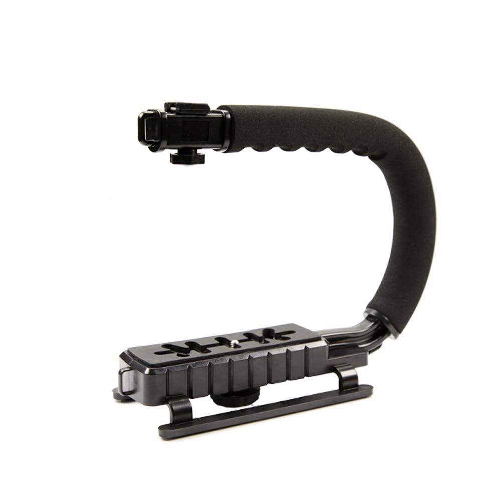 Form Blitz Halterung Halter Video Griff Handgriff für Canon Nikon - Kamera und Foto - Foto 4