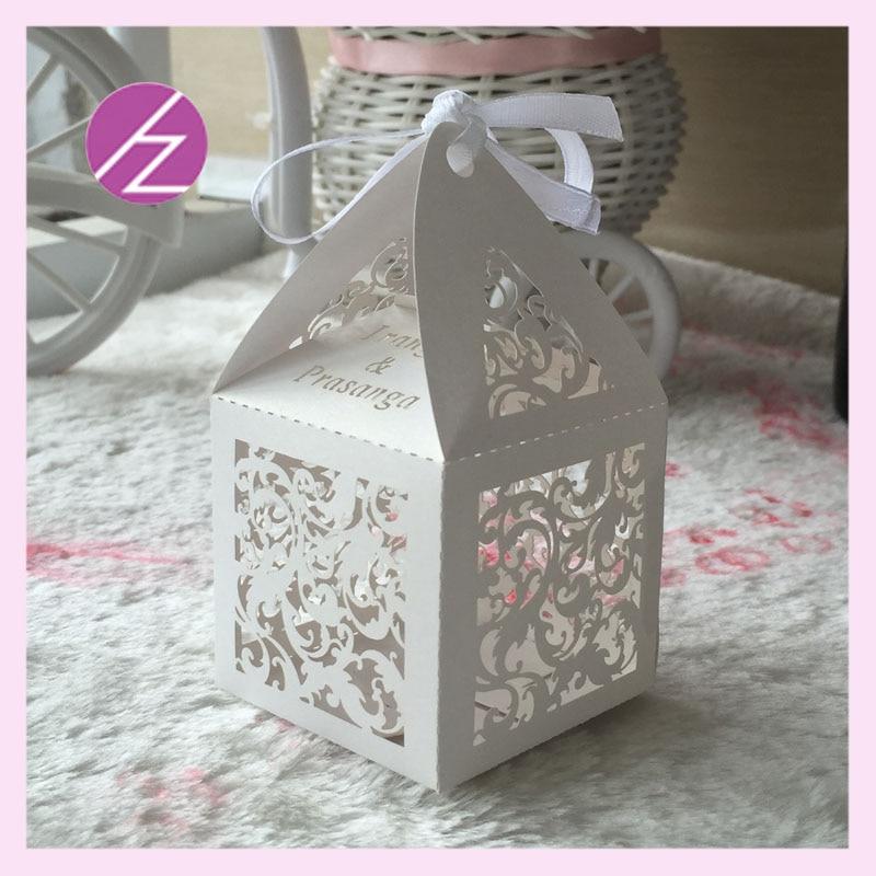 100pcs Lot Free Custom Packaging Sweet Box Design Your