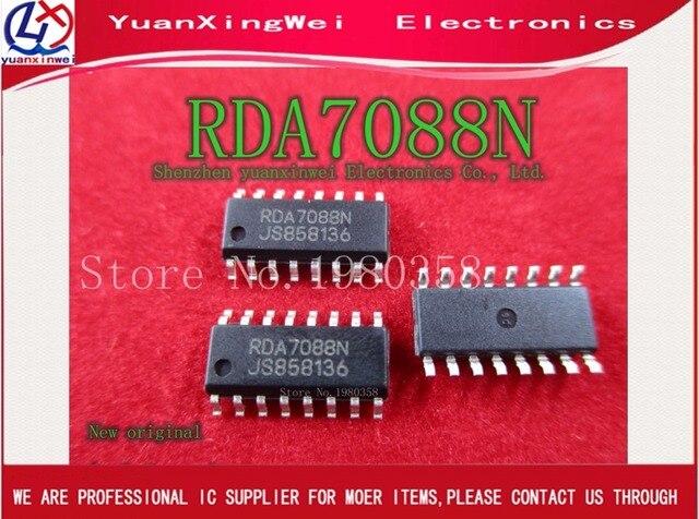 10 pièces/lot RDA7088 RDA7088n SOP 16 ci FM