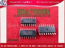 10 unids/lote RDA7088 RDA7088n SOP 16 FM IC
