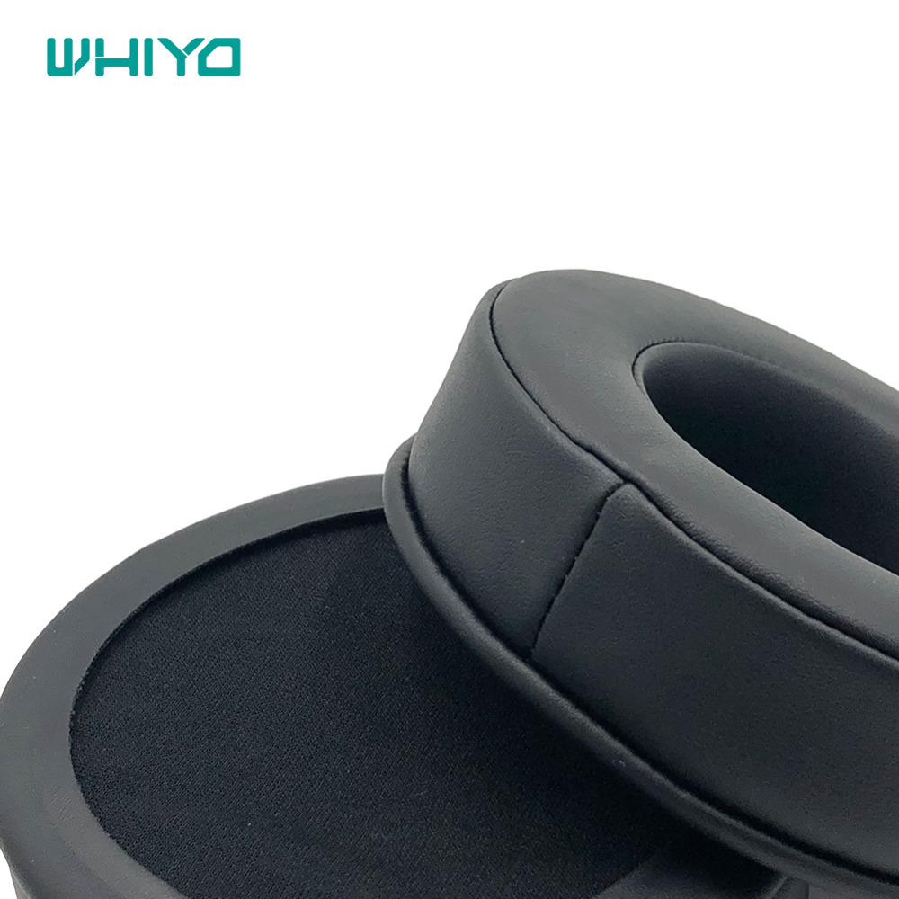 Whiyo 1 Pair Of Ear Pads For Massdrop X HiFiMAN HE4XX Planar Magnetic Headphones Cushion Cover Earpads Replacement Parts