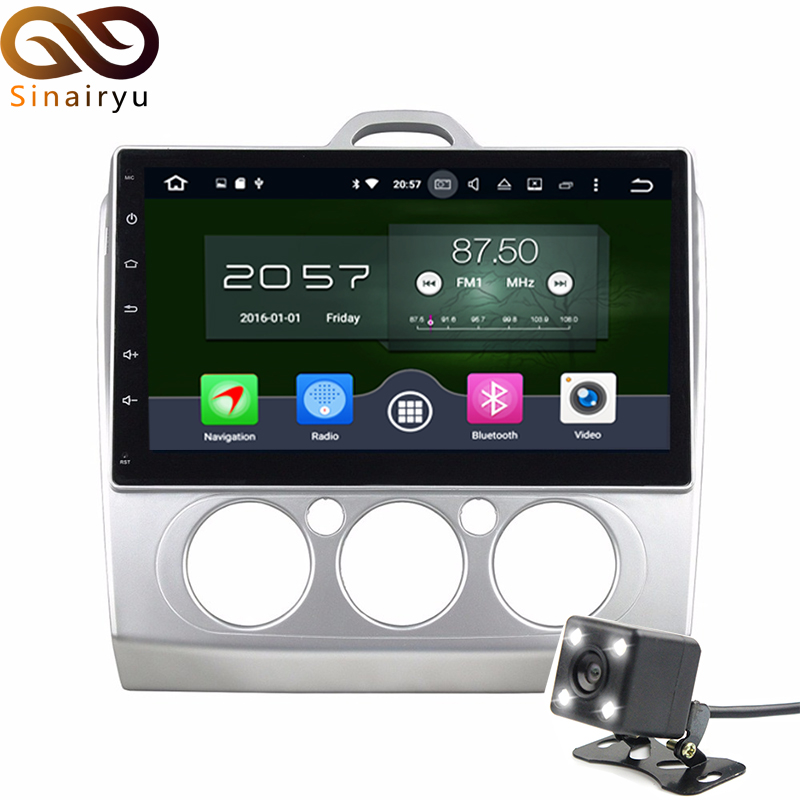 HD 1024 600 Octa Core Android 6 0 1 Car font b Multimedia b font DVD