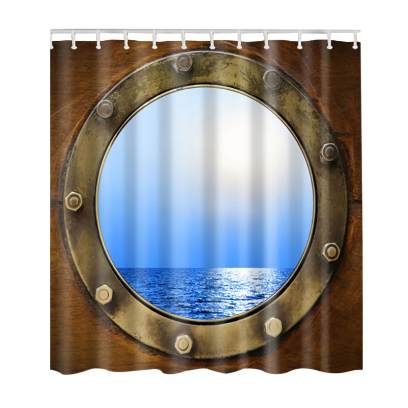 cm cm de dibujos animados diseo cortinas bao ducha con ganchos accesorios de bao cortina de bao with ducha de diseo