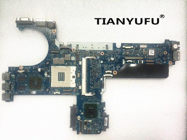 594026-001 Miễn Phí vận chuyển LA-4901P main board cho HP Elitebook 8440 p máy tính xách tay bo mạch chủ QM57 kiểm tra 100% công việc