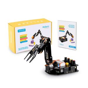 Image 5 - Sunمؤسس إلكترونيّ لتقوم بها بنفسك ذراع آلي عدة 4 Axis سيرفو تحكم Rollarm مع ذراع تحكّم سلكيّة لاردوينو Uno R3