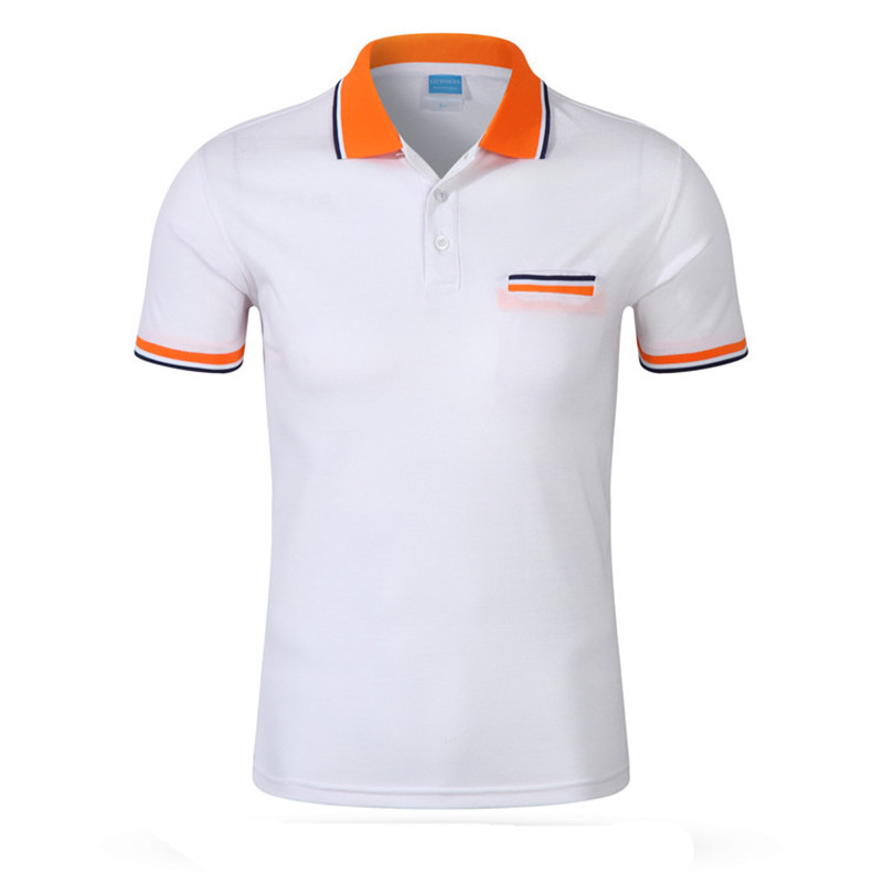 Brand new mens polo shirt brands cotton short sleeve men 39 s for Men s cotton polo shirts with pocket