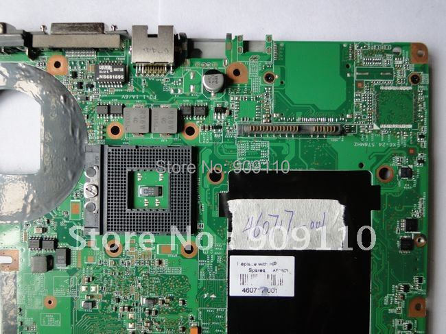 ФОТО DV2000  960 integrated motherboard for H*P laptop DV2000 460717-001