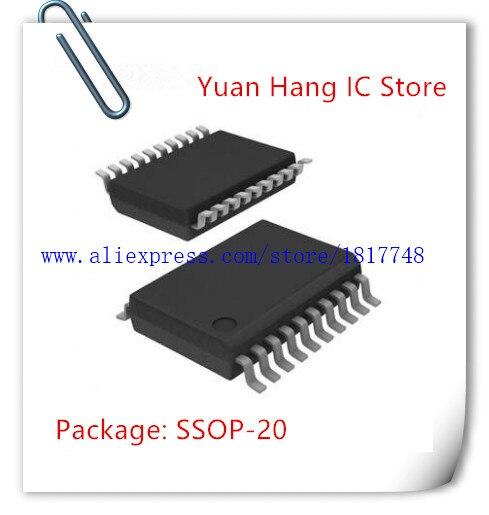 NEW 10PCS LOT PIC16F627A I SS PIC16F627A 16F627A I SS PIC16F627 SSOP 20 IC