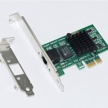 NEW Intel 82574L Chipset For EXPI9301CT 9301CT Gigabit Ethernet Desktop PCIE X1 Network Adapter 10/100/1000Mbps NIC for Computer