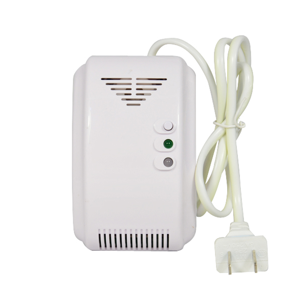 Factory sales RF 433MHz Wireless Gas leak detector CH4 Natural gas leaking alarm For home security GSM system LPG sensor diyseucr qg 02 wireless gas sensor for our related home alarm home security system 433mhz gas detector