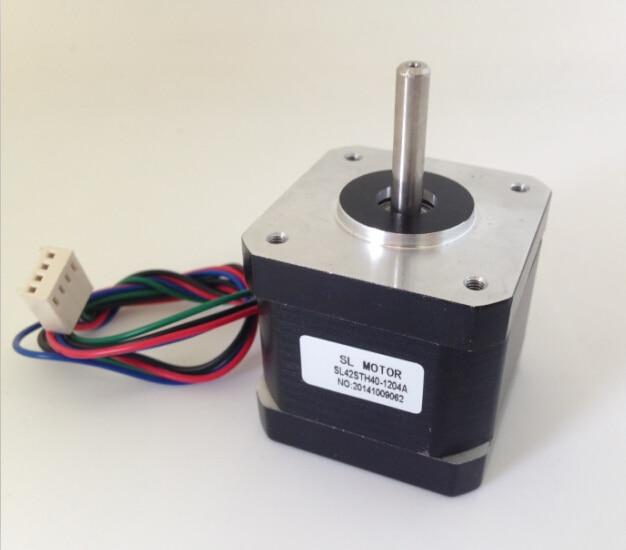 NEMA 17 1.8 dərəcə 2.6 kq.cm Torque düz çaplı 3D Çap RepRap - Oyunlar və aksesuarlar - Fotoqrafiya 2
