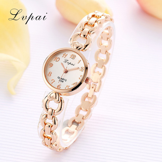 Fashion Ladies Women Unisex Stainless Steel Rhinestone Quartz Wrist Watch Wristw