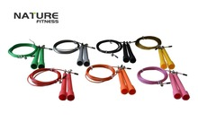 3 Meters 7 Color Ultra Speed Original Cable Wire Abs Handle with Metal Bearings Adjustable Jump Rope Fitnesss Equipment