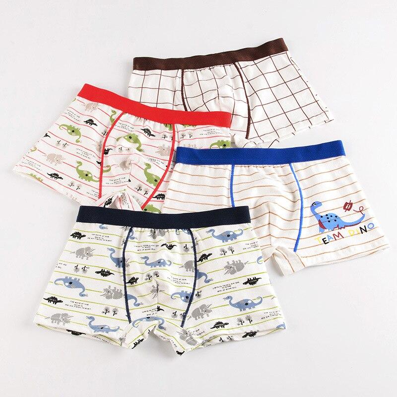 boys   panties   color cotton baby underwear boxer children underpants briefs for boys child's underwear 2-13Y Tobani