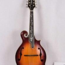 Feeling Handmade F sytle mandolins Западный инструмент, завод прямой, 200DF Массив ели Топ