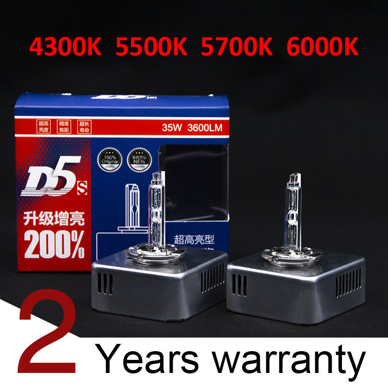 2pcs 35W D5S Xenstart 9285 410 171 9285 410 171 Ballast Bulb All In One D5S Bulb Genuine Quality Car Accessories 4300K 5500K