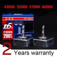 2 sztuk 35 W D5S Xenstart 9285 410 171 9285 410 171 balast żarówki ksenonowe statecznik wszystko W jednym D5S żarówka prawdziwej jakości akcesoria samochodowe 4300 K 5500 K