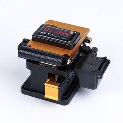 KOMSHINE волоконно-оптический Кливер KF-52 нож для резки кабеля FTTT волоконно-оптический нож инструменты резак высокая точность 24 поверхности лез...
