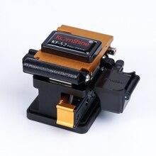 KOMSHINE волоконно оптический Кливер, нож для резки кабеля, FTTT инструменты для оптоволоконного ножа, резак высокой точности с 24 лезвиями
