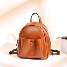 062217 Женская мода New рюкзак double плечо сумка-шоппер