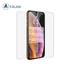 VALAM High-tech Full Cover Screen Protector For  iPhone X XS XsMax Back Film XR 5 6 7 8 plus