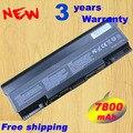 Литий-ионный аккумулятор 7800 мАч 9 сотовый для Dell Inspiron 1525 1545 GW240 RU586 rn873, бесплатная доставка