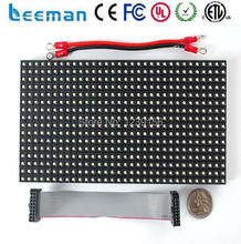 2017 2018 Leeman энергосбережение полноцветный HD LED видео экран ph6 открытый полноцветный светодиодный дисплей модуль