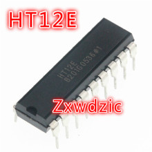 цена 10PCS HT12E DIP-20 HT12 DIP20 12E DIP new original в интернет-магазинах
