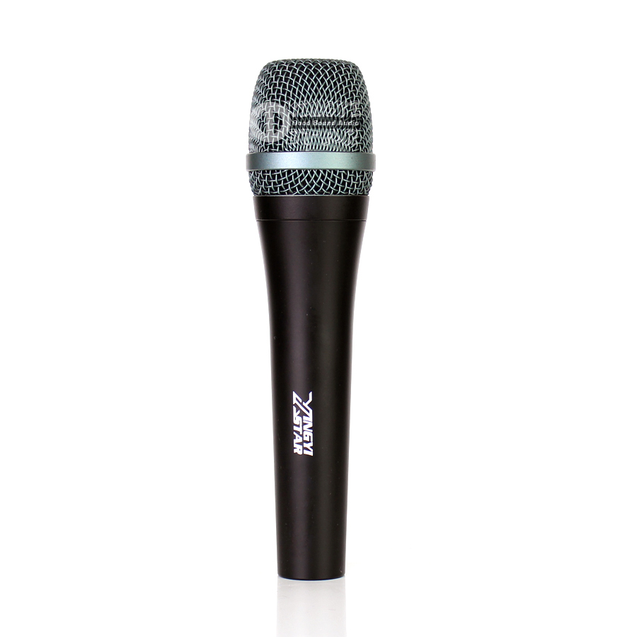 Professional Handheld Super Cardioid Vocal Dynamic Microphone System Microfone For e945 e 945 Stage Singer Studio DJ Karaoke Mic professional karaoke wireless microphone system 2 channels led display receiver cordless handheld mike for mixer stage computer