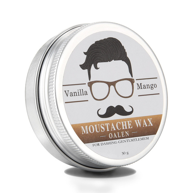 30g Men Beard Oil Healthy Moisturizing Smoothing Moustache Balm Gentlemen Beards Care Products Conditioner Shaping Tools WH998