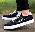 Новый мужская обувь повседневная обувь холст обувь размер 39-44
