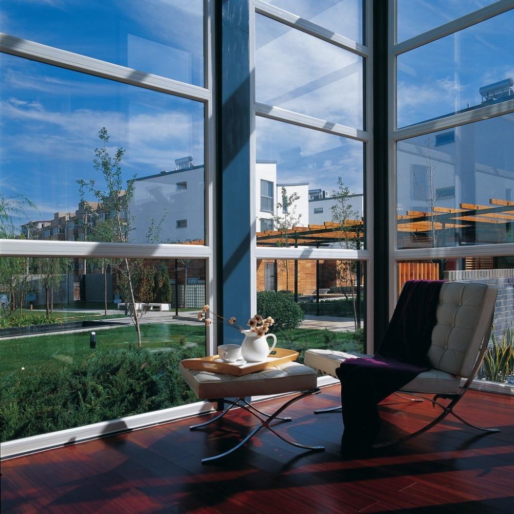 Ausgezeichnet Majestic Design Holz Alu Fenster Preise Fotos - Heimat ...