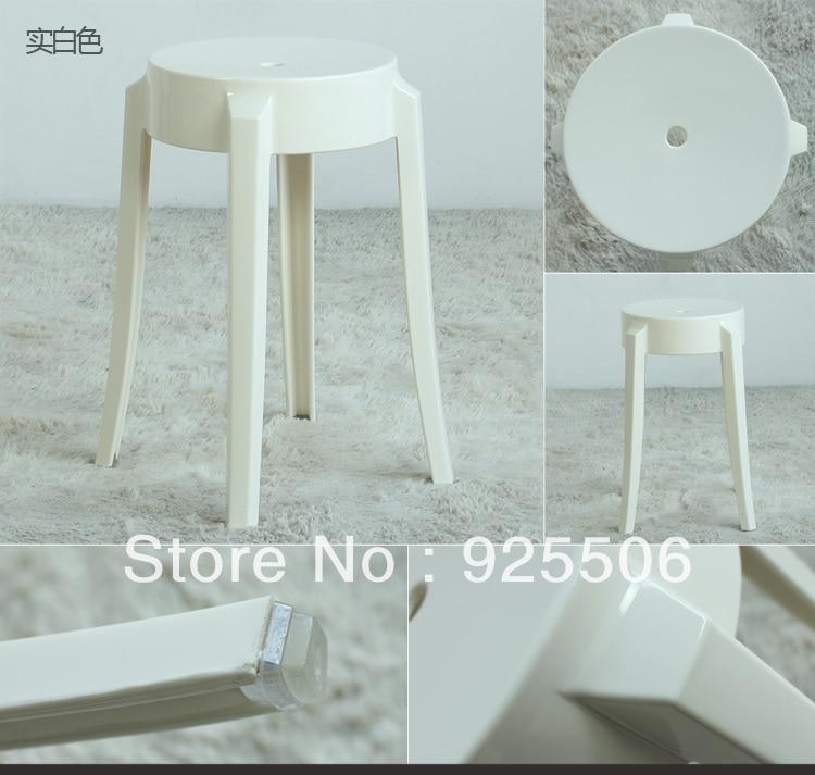 ... The Bedroom Stool/modern European Fashion Stool/transparent Small  Stools ...