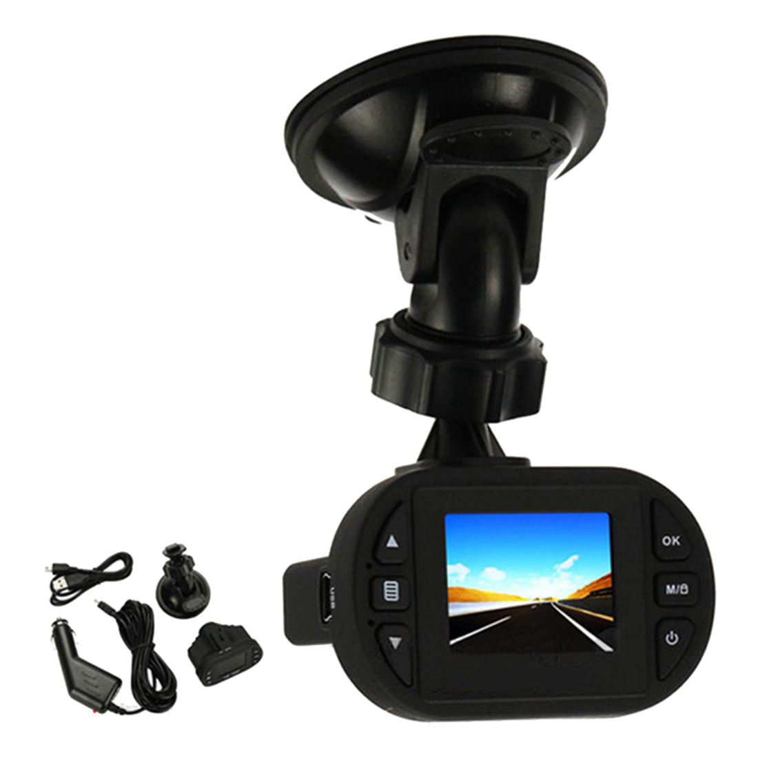 HD 1.5 Full 1080P LCD Car DVR Vehicle Camera Video Recorder Dash Cam G-sensor
