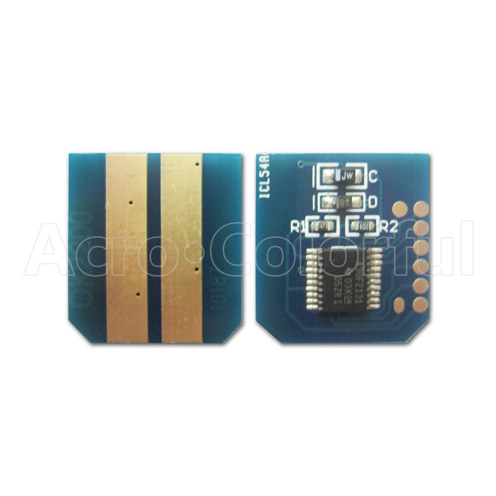 K 43640301 chip de toner para OKI B2200 2 B2400 copiadora impressora laser cartucho de recarga