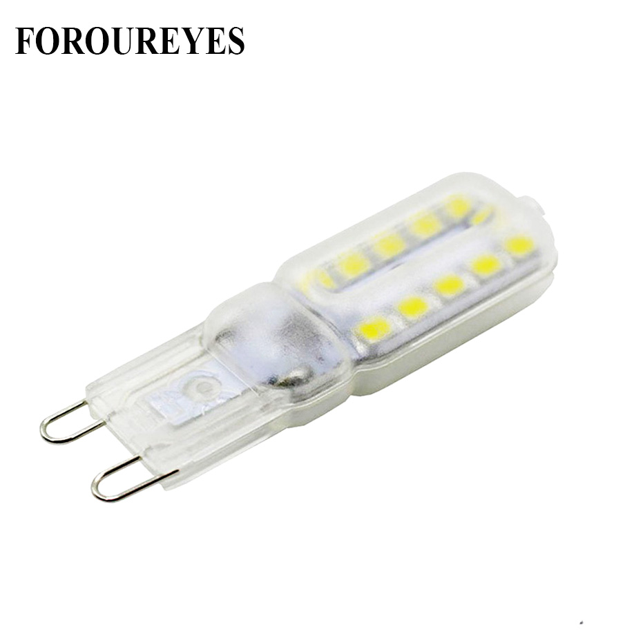 Buy Lowest Price Mini G9 Led Light Bulbs 110v 220v 3w 5w Smd2835 Home Lighting