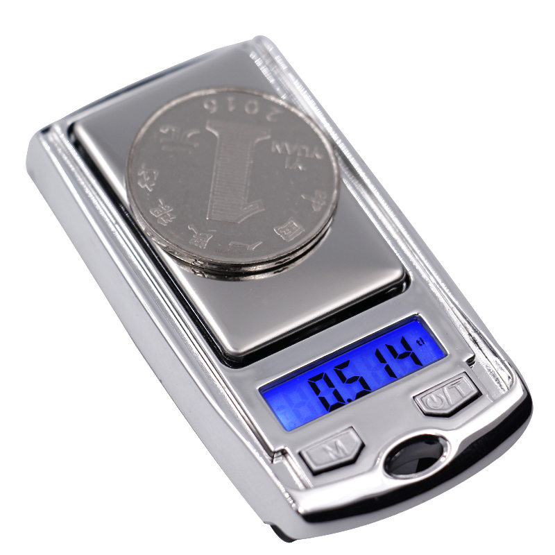 High precision 0.01g x 100g Small Digital LCD display Pocket Balance Weight Jewelry Scale with backlight 17%off