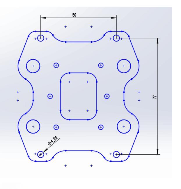 Mini pompe à eau sans brosse de drone d'agriculture de pompe de jet pompe à diaphragme de pression Miniature 3. 5L/Min grand débit léger-in Pièces et accessoires from Jeux et loisirs    3