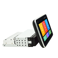 1 DIN 9 Android 8.1 Touch Screen 1G RAM +16G ROM Car Stereo Radio GPS Wifi 3G 4G Mirror Link 1080P Universal