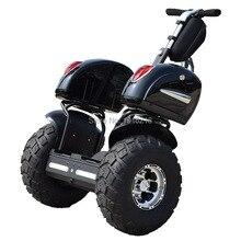 Роскошные 19 дюймов Off Road Электрический скутер All terrain гироскоп два колеса балансируя Электрический колесница